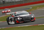 Audi regina a Silverstone