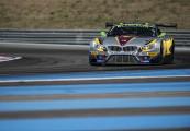 Un contatto compromette la gara di Piccini al Paul Ricard