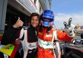 Andrea Piccini conquista il Nurburgring nel primo round del GT Open!