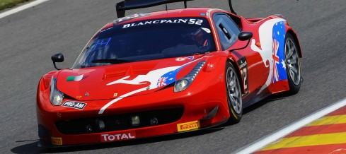 24 Hours of Spa, Piccini claims the third place in Pro-Am class