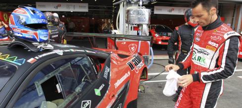 Ottime qualifiche per Andrea Piccini a Spa con la Ferrari 458 GT3