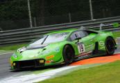 Andrea Piccini tamponato nel finale: sfuma un risultato nella Top 10 nel round di apertura Blancpain Endurance Series a Monza