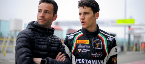 Blancpain Endurance Series, Piccini and Beretta aim for a good result in Monza