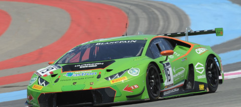 1000 kms of Paul Ricard: Beretta-Piccini-Stolz close to the first podium of the season