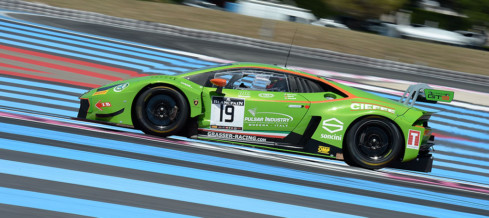 Beretta-Piccini-Stolz 4th overall in the free practice at Paul Ricard