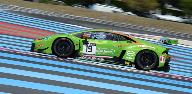 Paul Ricard, per Beretta-Piccini-Stolz 4° tempo assoluto nelle prove libere della 1000 Km.