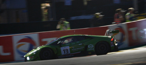 15th place overall in Spa 24 Hours for Beretta-Piccini-Stolz