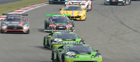 Beretta-Piccini-Stolz got the best result of the season with a sixth place at Nurburgring
