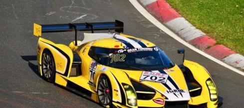 Andrea Piccini torna al Nordschleife al volante della Glickenhaus SCG003C