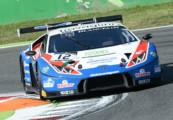 Blancpain GT Series Endurance Cup, Andrea Piccini pronto per Silverstone dopo i positivi test pre-gara