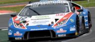 A Silverstone 15° posto assoluto nel secondo round Blancpain Endurance Cup per Beretta-Piccini-Gattuso