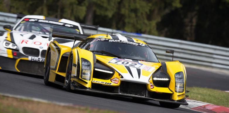 Vittoria di classe e 20° posto assoluto per Andrea Piccini alla 24 Ore del Nurburgring con la Glickenhaus SCG003C