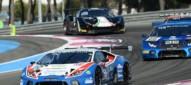 Blancpain Endurance Cup, Beretta-Piccini-Gattuso fermati a Le Castellet da una foratura