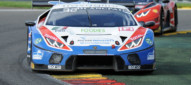 Ultimo round Blancpain Endurance Cup 2017 a Barcellona, Beretta-Piccini-Gattuso a caccia della Top 10
