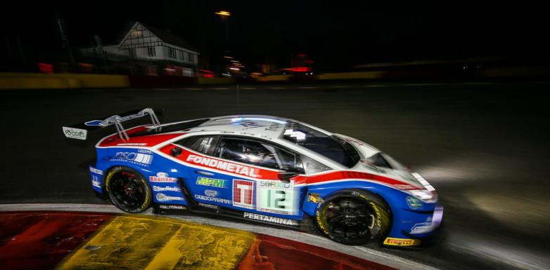 Alla 24 Ore di Spa la Huracan GT3 di Beretta-Piccini-Gattuso è la migliore Lamborghini al traguardo