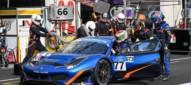 Andrea Piccini a Monza per il secondo round Michelin Le Mans Cup