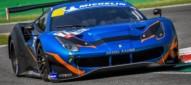 Le Mans Cup: Andrea Piccini torna sul circuito della Sarthe alla guida della Ferrari 488 GT3