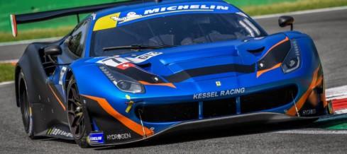 Le Mans Cup: Andrea Piccini returns on Le Mans Sarthe circuit with a Ferrari 488 GT3