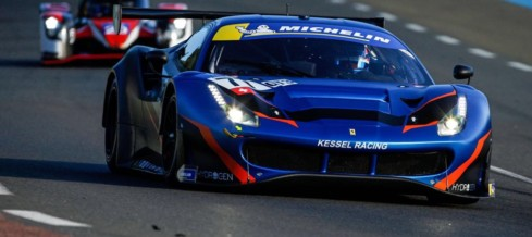 Andrea Piccini is looking for a new win in the Gulf 12 Hours of Abu Dhabi together with Kessel Racing