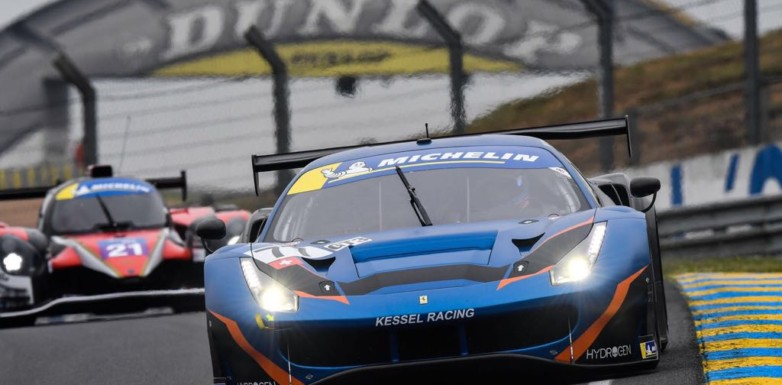 Spa-Francorchamps hosts the fifth round of 2018 Le Mans Cup