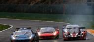 Sabato trionfale a Spa per i fratelli Piccini: Andrea conquista il 3° posto, Giacomo il titolo Le Mans Cup 2018