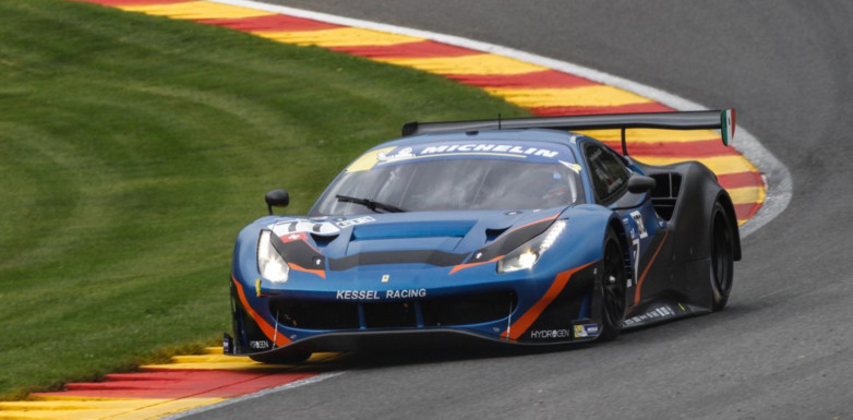 Portimao: doubleheader for Andrea Piccini between ELMS and Le Mans Cup