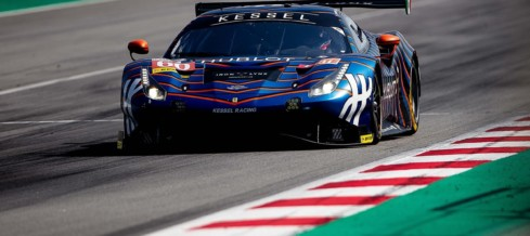"Andrea Piccini on 2019 racing season: ""It has been a good one, often fastest among Ferrari cars and close to win two races"""